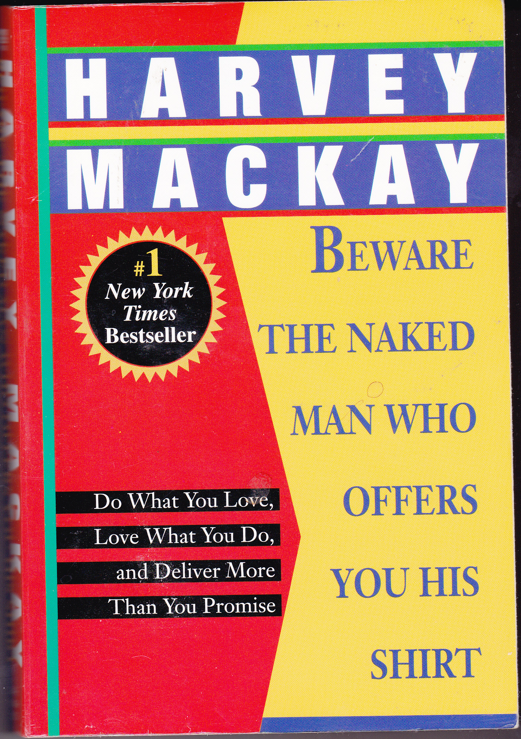beware of the naked man