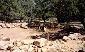 tusayan ruins south