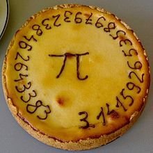 Pi Day Pie Wikipedia