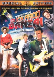 Adventures of Buckaroo Banzai