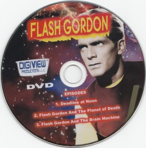 Flash Gordon 1950s TV