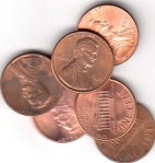 SOME PENNIES