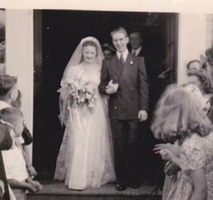 Mr. & Mrs. Ray Ross