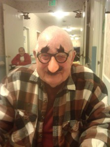 dad as groucho marx
