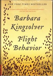 Flight Behavior book cover