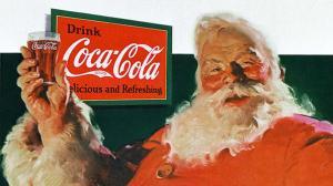 Coco Cola's Santa