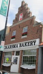 Jaarsma Bakery, Pella, Iowa