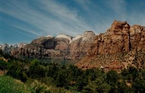 Zion big vista