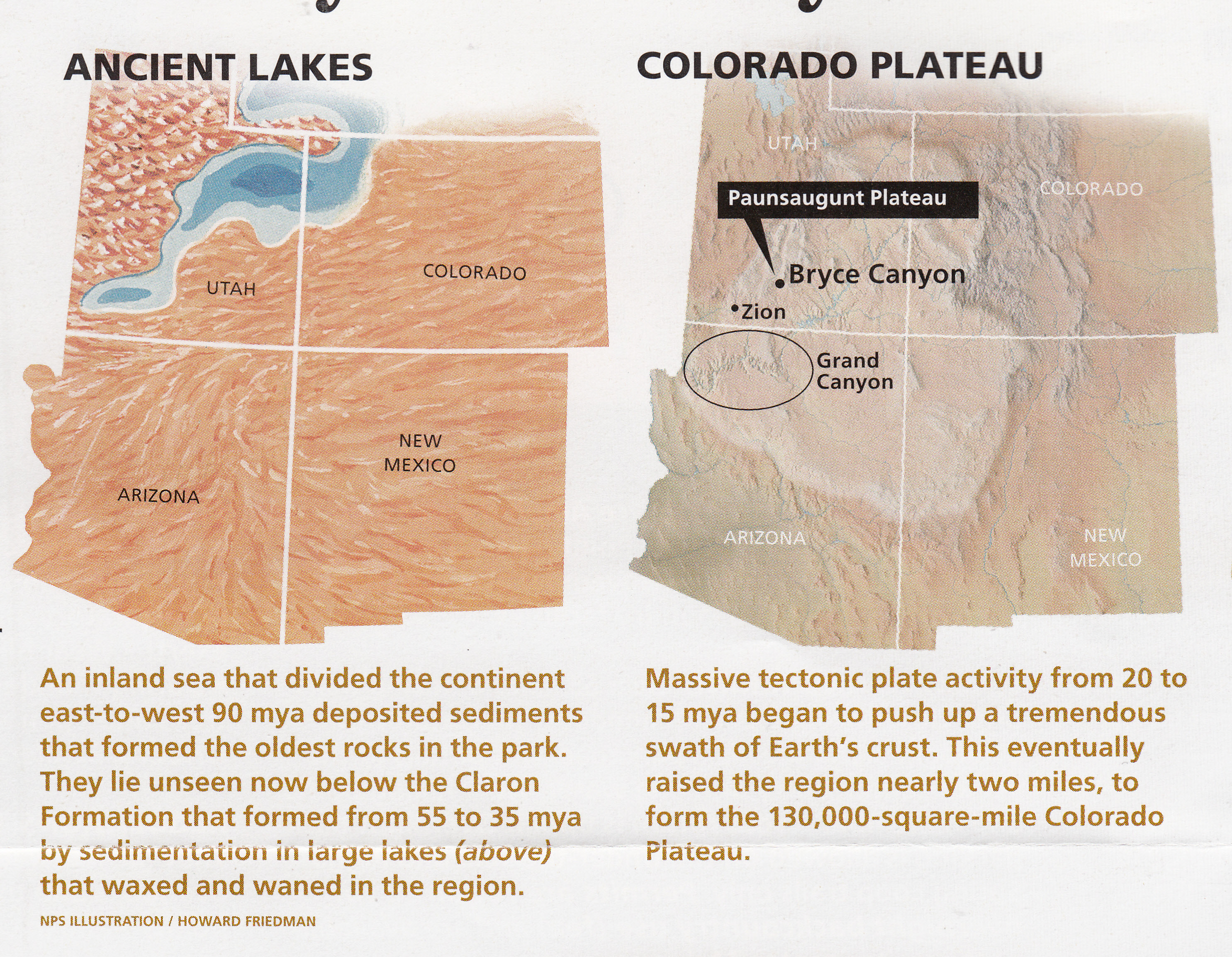 Colorado plateau learn more every day colorado new mexico and arizona this four state area is part of the expansive geological feature called the colorado plateau thatmillions publicscrutiny Images