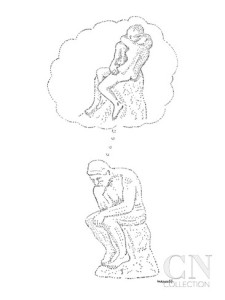 Robert Mankoff Cartoon, The New Yorker