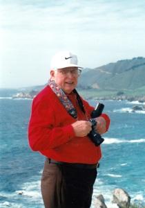 Dad Big Sur