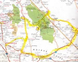 DV Trip Map