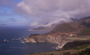 Bixby Bridge, Big Sur Coastline, California