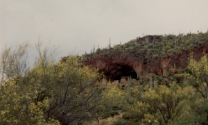 TNP in cave