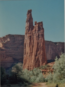 Spider Rock, Canyon de Chelly