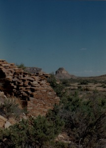 chaco hungo pavi wall with fajada back