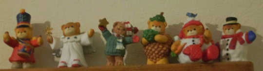 Annual Christmas Bears