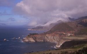 Bixby Bridge, Big Sur Coast, California