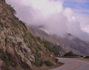 Traveling the Big Sur Coastline