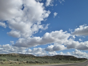 Near Gallup, NM