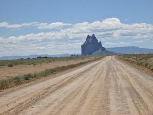 Shiprock, Navajoland, AZ