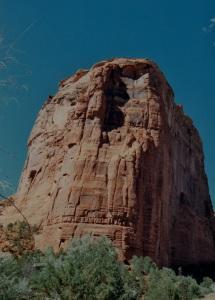 Mesa Near Spider Rock