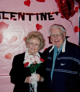 Free Valentine's Day Dinner at Home Buffet, If Could Prove Been Married 50+ Years! They Loved It!
