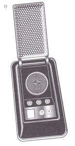 The Communicator, from The Star Trek Encyclopedia