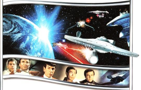 Original Crew & Ship, from Original Movies CD Set Packaging