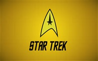 Star Trek Logo, Stock Photo