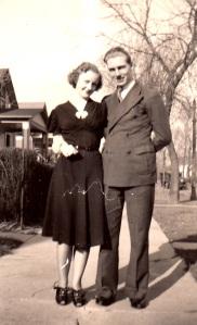 Mom & Dad 1938