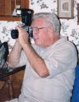 Dad taking aphoto